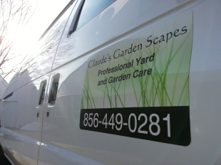 Claude Garden Scapes Vehicle
