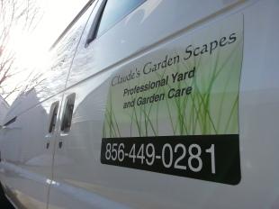 Claude Garden Scapes Vehicle